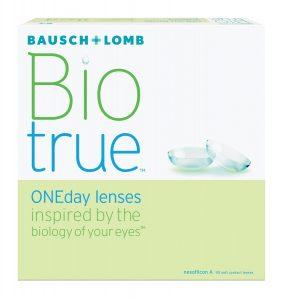 Bio True contact lenses