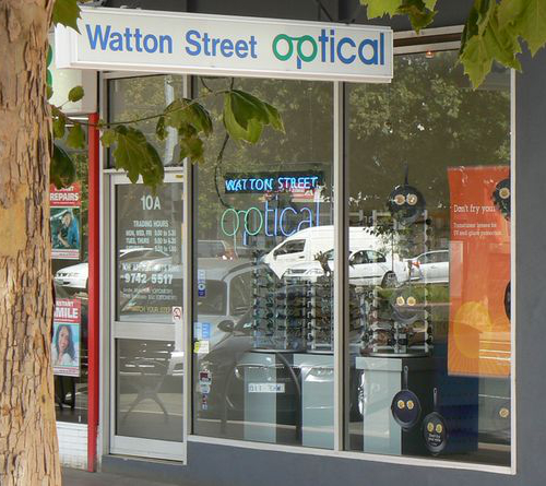Werribee Optometrist Watton Street Optical